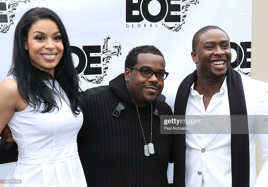 <a gi-track='captionPersonalityLinkClicked' href=/galleries/search?phrase=Jordin+Sparks&family=editorial&specificpeople=4165535 ng-click='$event.stopPropagation()'>Jordin Sparks</a>, <a gi-track='captionPersonalityLinkClicked' href=/galleries/search?phrase=Rodney+Jerkins&family=editorial&specificpeople=802385 ng-click='$event.stopPropagation()'>Rodney Jerkins</a> and Harmony Samuels attend the 1st Annual Grammy Producers Brunch at Xen Lounge on February 5, 2013 in Los Angeles, California.