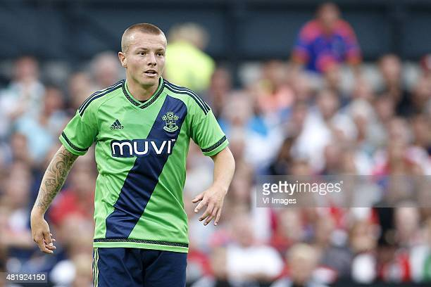 Jordy Clasie of Southampton FC during the preseason friendly match between Feyenoord and Southampton FC on July 23 2015 at the Kuip stadium in...