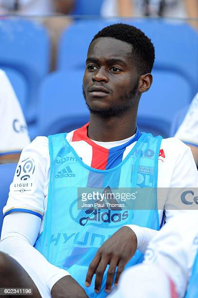 Jordy GASPAR of Lyon during the french Ligue 1 match between Olympique Lyonnais and Girondins de Bordeaux at Stade des Lumieres on September 10 2016...