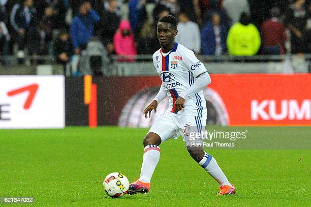 Jordy GASPAR of Lyon during the Ligue 1 match between Olympique Lyonnais and SC Bastia at Stade de Gerland on November 5 2016 in Lyon France