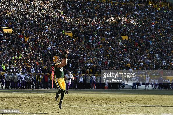 Minnesota Vikings v Green Bay Packers : News Photo