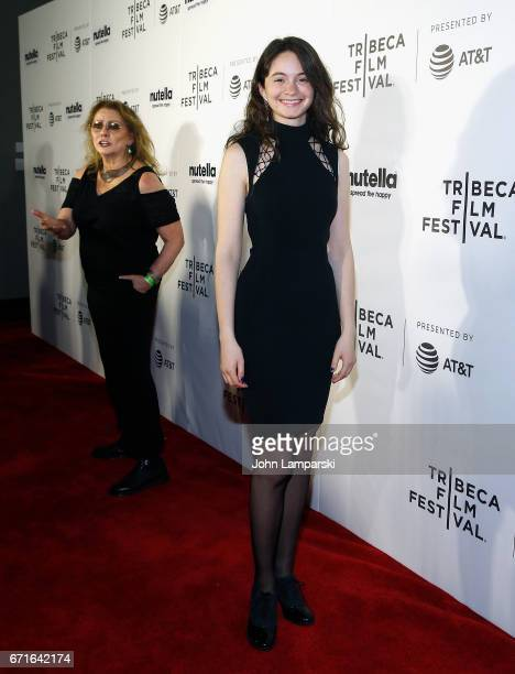 Jordyn Di Natale attends Shorts Postcards during the 2017 Tribeca Film Festival at Regal Battery Park Cinemas on April 22 2017 in New York City