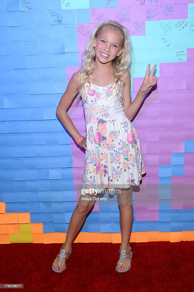 Jordyn Jones attends Teen Choice Awards After 'Party' For A Cause Hosted by Boys & Girls Clubs of America and Staples at Saddle Ranch on August 11, 2013 in Universal City, California.