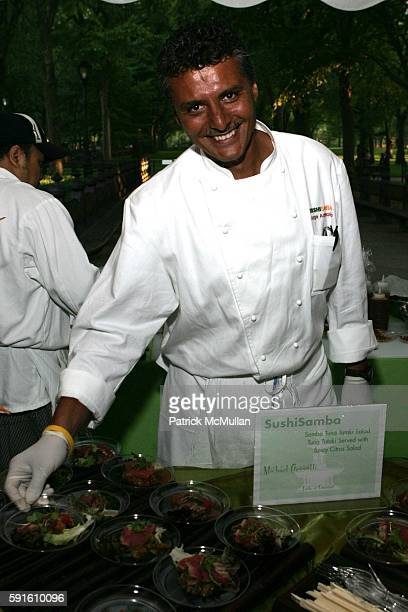 Jorge Adriazola attends A Magical Evening with New York's Finest Chefs at 'Taste of Summer' A Benefit for the Central Park Conservancy at Naumburg...