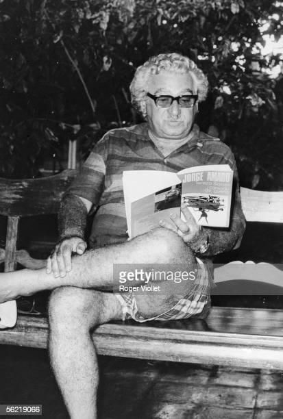 Jorge Amado Brazilian writer