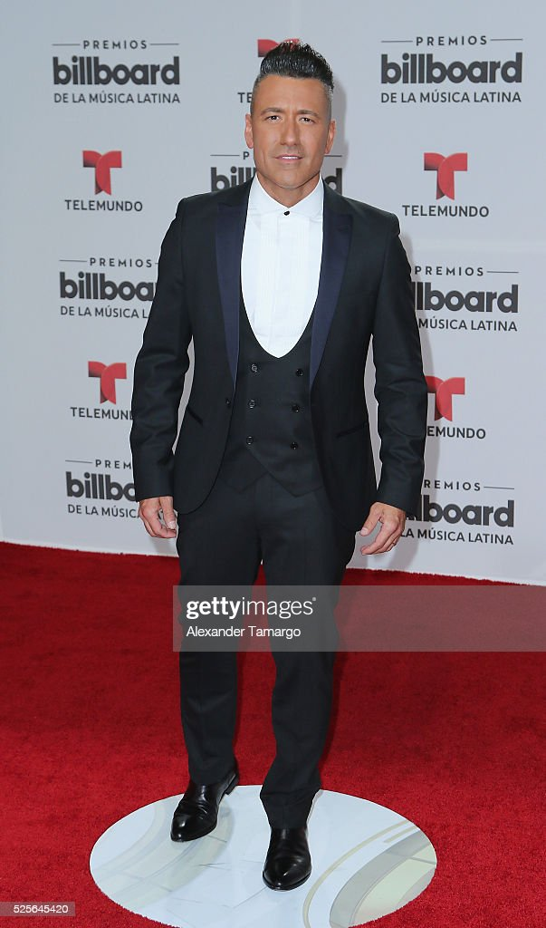Jorge Bernal attends the Billboard Latin Music Awards at Bank United Center on April 28, 2016 in Miami, Florida.