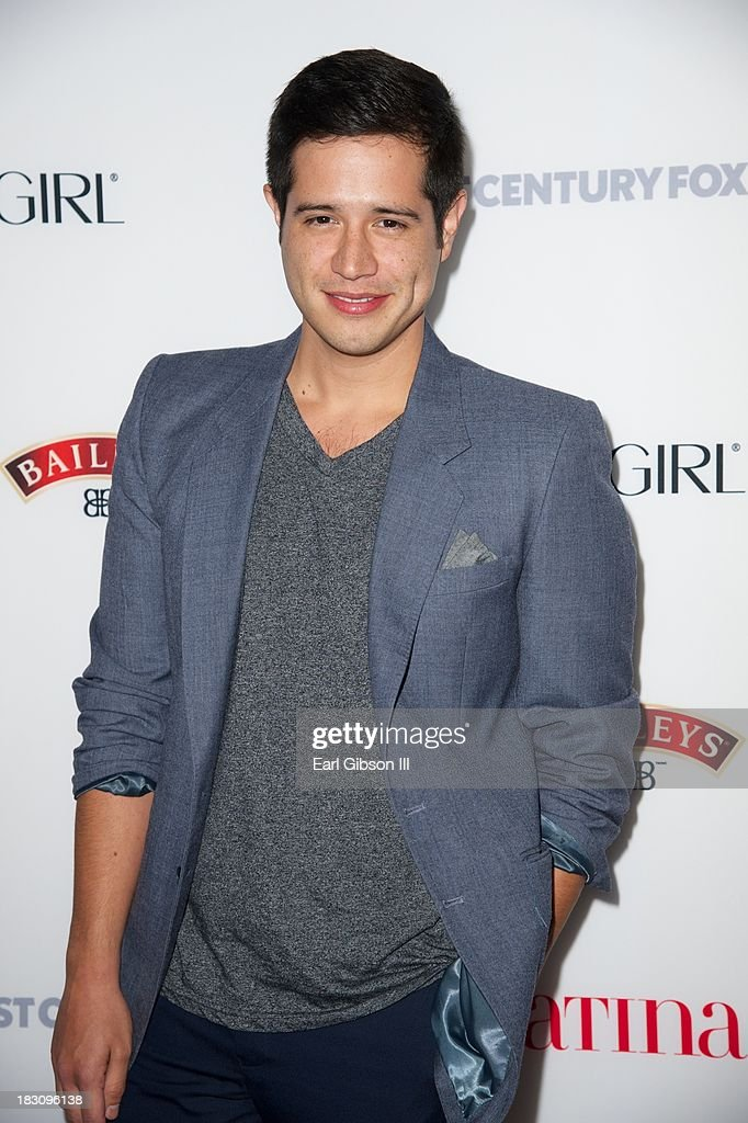 Jorge Diaz attends the Latina Magazine 'Hollywood Hot List' Party at The Redbury Hotel on October 3, 2013 in Hollywood, California.