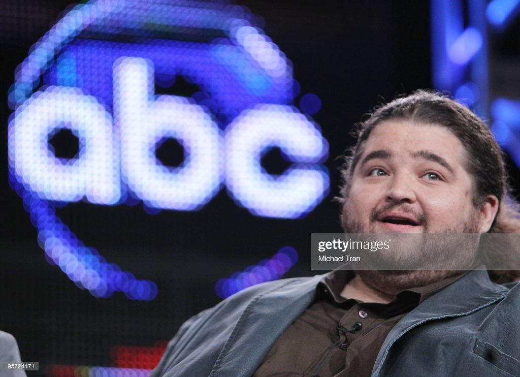 Jorge Garcia attends the ABC and Disney Winter Press Tour held at The Langham Resort on January 12 2010 in Pasadena California