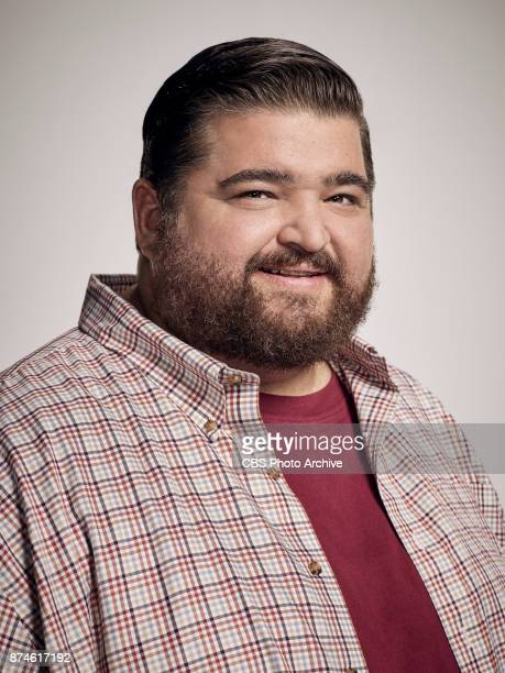 Jorge Garcia of the CBS series HAWAII FIVE0 scheduled to air on the CBS Television Network