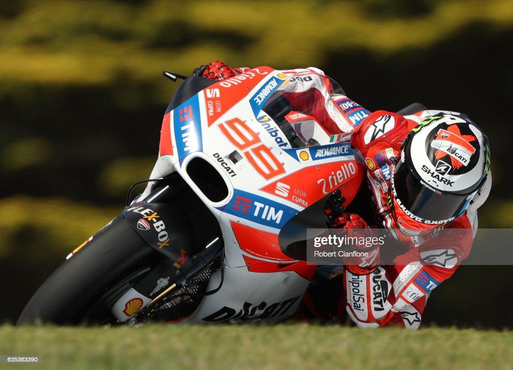 MotoGP Testing - Phillip Island
