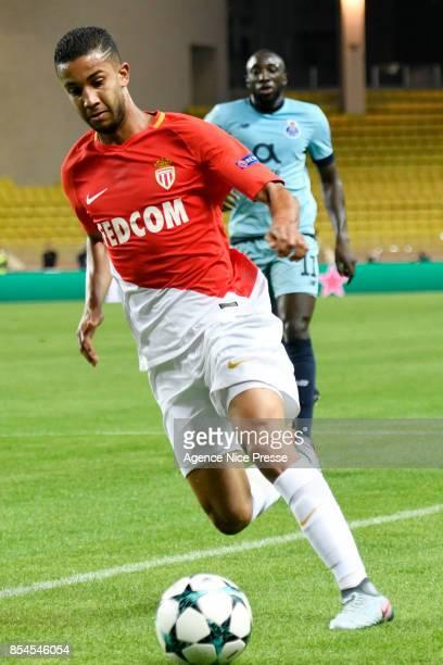 Jorge of Monaco during the Uefa Champions League match between As Monaco and Fc Porto on September 26 2017 in Monaco Monaco