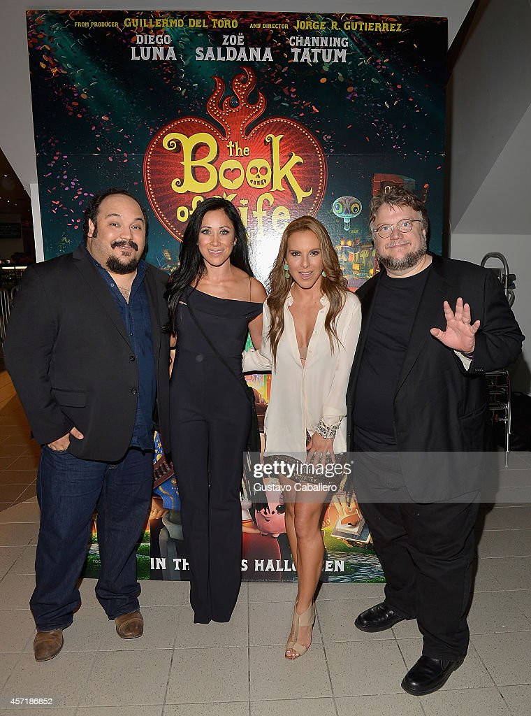 """THE BOOK OF LIFE"" Red Carpet"
