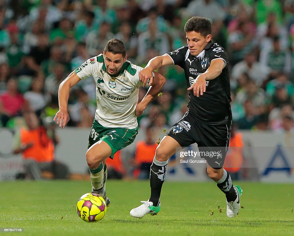 Santos Laguna v Monterrey - Torneo Clausura 2017 Liga MX