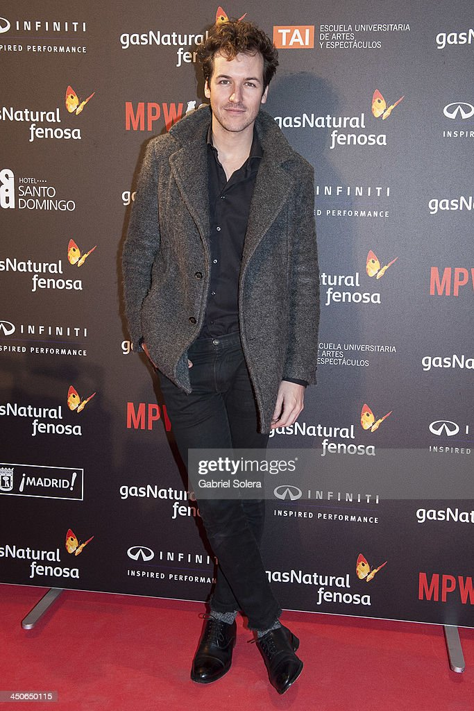 Jorge Suquet attends '10.000 Noches en Ninguna Parte' Madrid Premiere at Callao cinema on November 19, 2013 in Madrid, Spain.