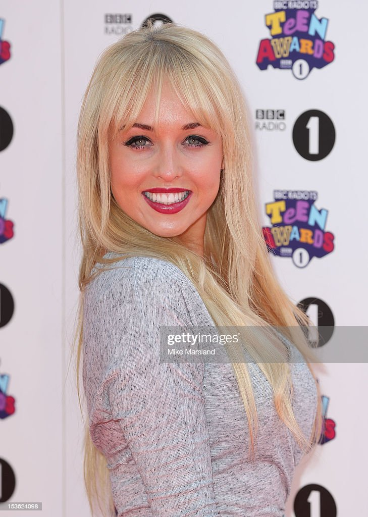 Jorgi Porter attends the Radio One Teen Awards at Wembley Arena on October 7, 2012 in London, England.