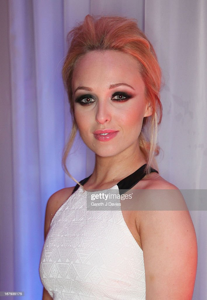 Jorgie Porter attends The FHM 100 Sexiest Women In The World 2013 Launch Party at the Sanderson Hotel on May 1, 2013 in London, England.