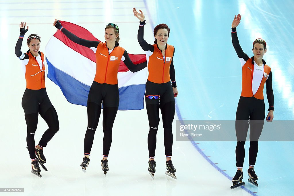 Netherlands at the 2014 Winter Olympics
