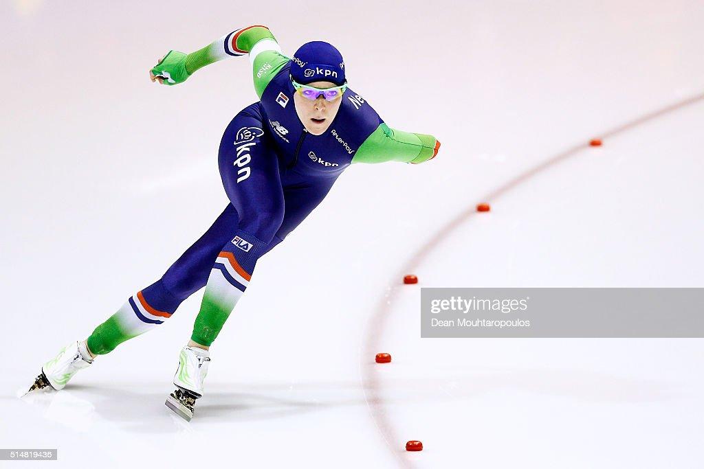 ISU World Cup Speed Skating Final -  Day 1
