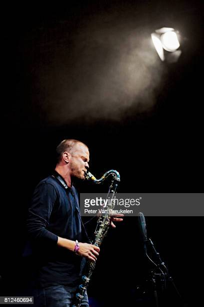 Joris Roelofs Performs at North Sea Jazz Festival on Juli 7th 2017 in Rotterdam The Netherlands