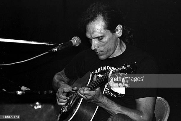 Jorma Kaukonen during Jorma Kaukonen in Concert at Wetlands 1988 at Wetlands in New York City New York United States