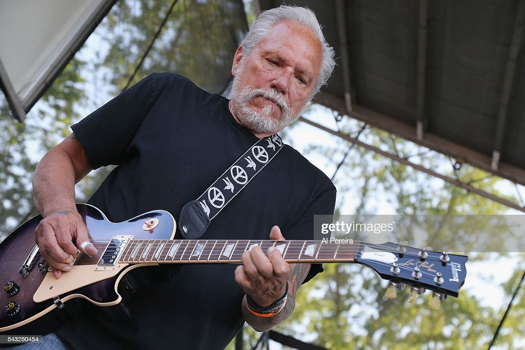 Jorma Kaukonen performs at Day Two of the Rockland-Bergen Music Festival at German Masonic Park on June 25, 2016 in Tappan, New York.