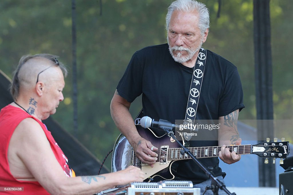 <a gi-track='captionPersonalityLinkClicked' href=/galleries/search?phrase=Jorma+Kaukonen&family=editorial&specificpeople=751973 ng-click='$event.stopPropagation()'>Jorma Kaukonen</a> performs with New Riders of the Purple Sage at Day Two of the Rockland-Bergen Music Festival at German Masonic Park on June 25, 2016 in Tappan, New York.