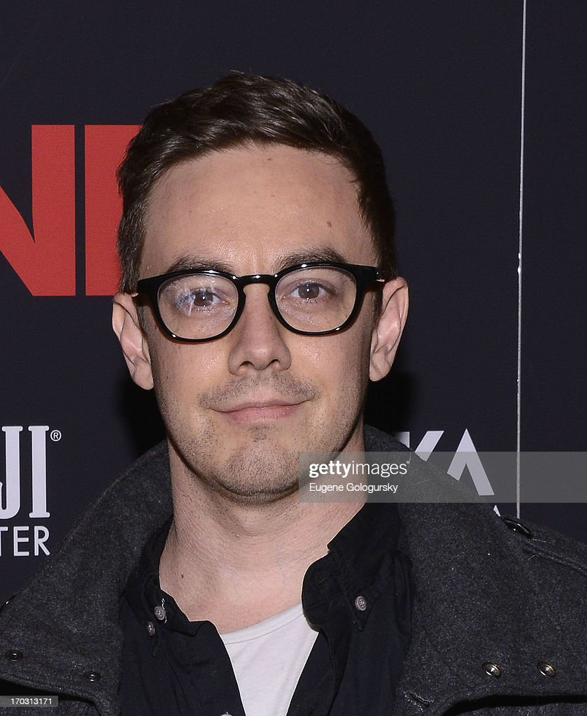 <a gi-track='captionPersonalityLinkClicked' href=/galleries/search?phrase=Jorma+Taccone&family=editorial&specificpeople=4432803 ng-click='$event.stopPropagation()'>Jorma Taccone</a> attends 'This Is The End' New York Premiere at Landmark's Sunshine Cinema on June 10, 2013 in New York City.
