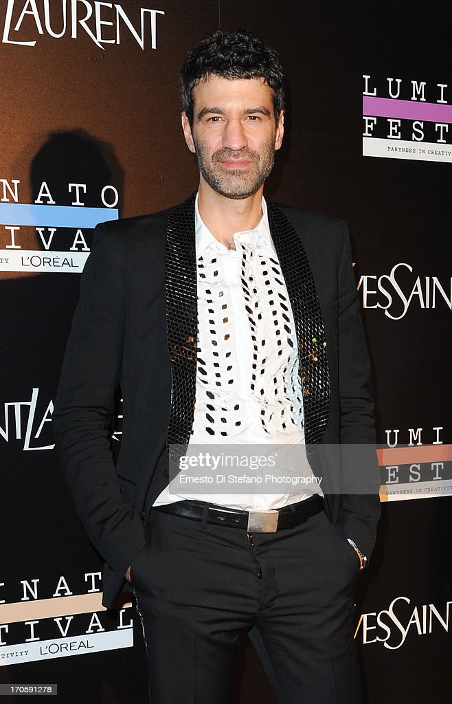 Jorn Weisbrodt attends 'Luminato' Toronto Opening Night at Brookfield Place on June 14, 2013 in Toronto, Canada.