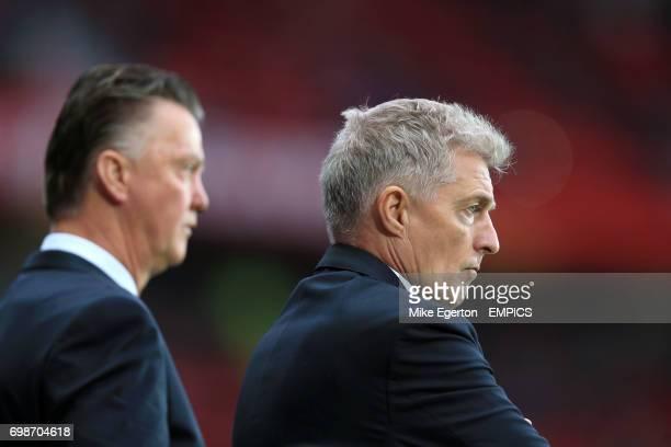 Jos van Dijk Manchester United coach
