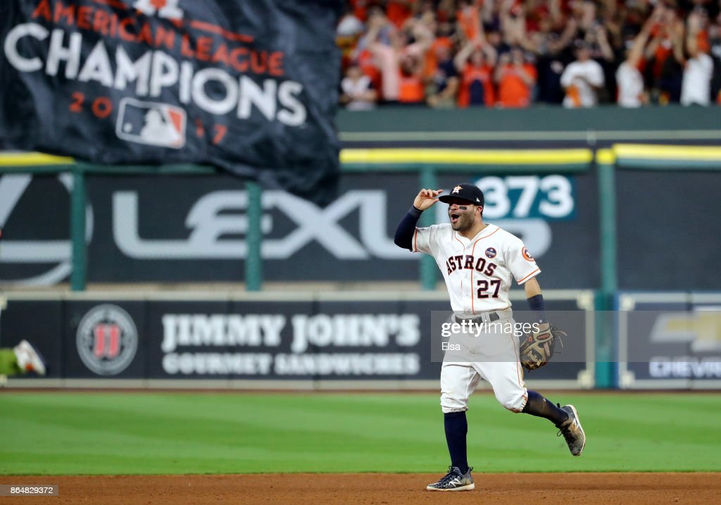 Astros Win the Pennant!