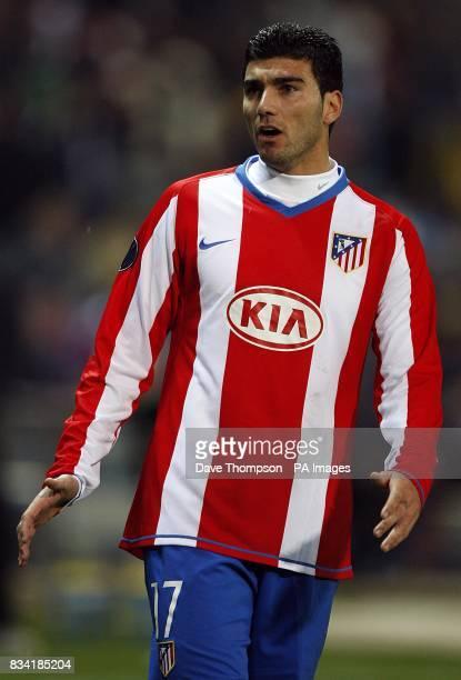 Jose Antonio Reyes Atletico Madrid
