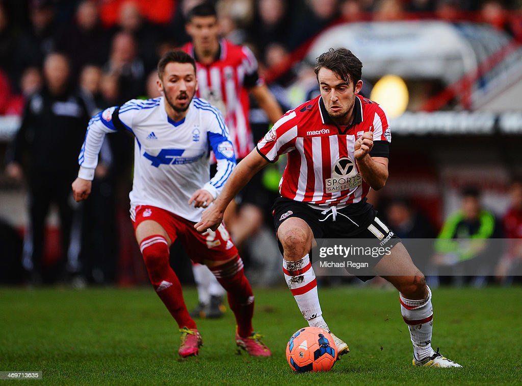 Sheffield United v Nottingham Forest - FA Cup Fifth Round
