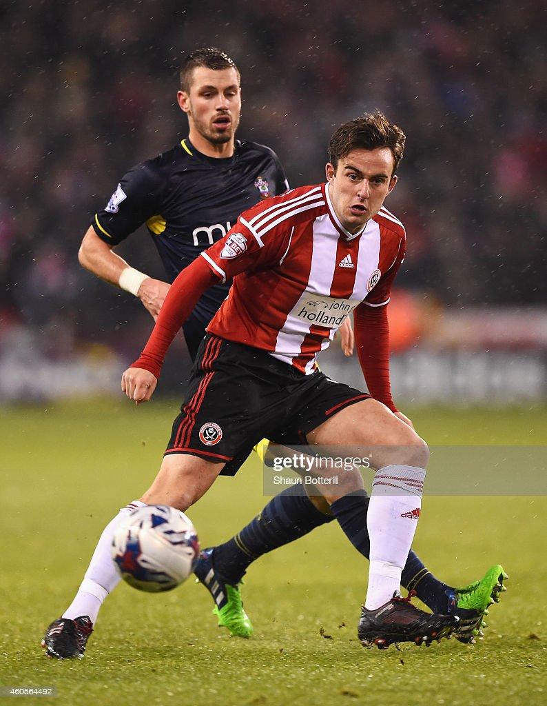 Sheffield United v Southampton - Capital One Cup Quarter-Final