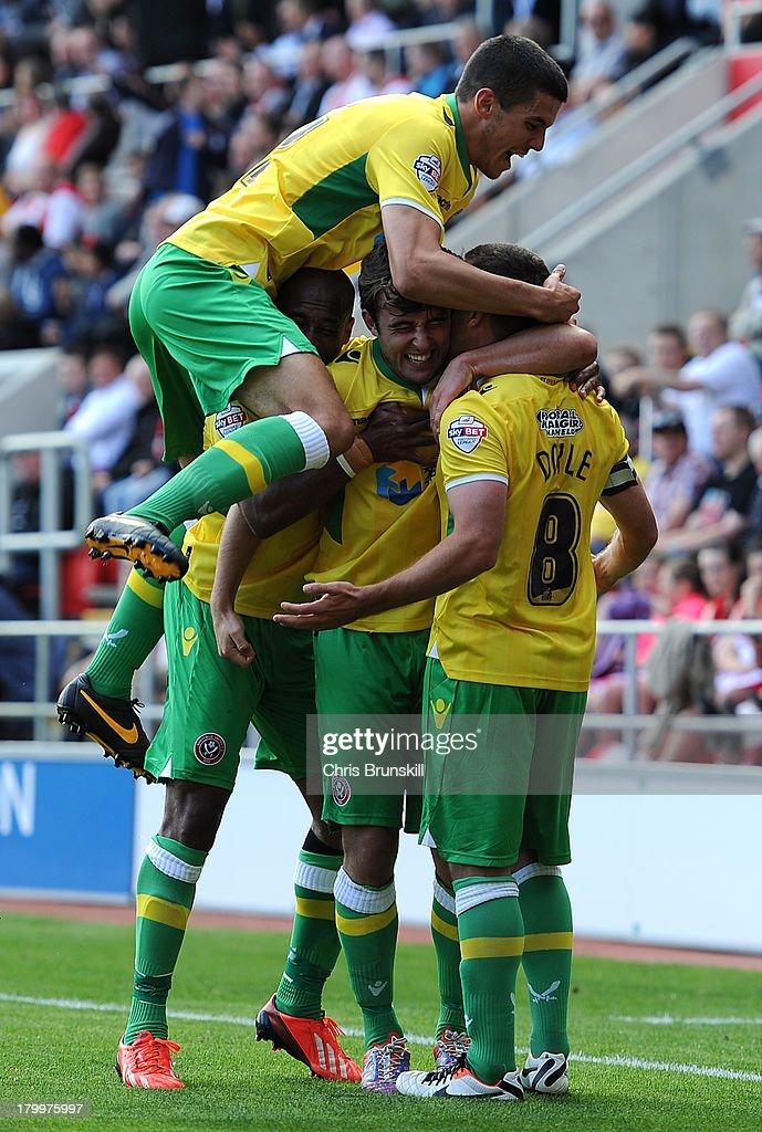 Rotherham United v Sheffield United - Sky Bet League One