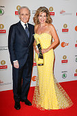 Jose Carreras and AnneSophie Mutter attend the ECHO Klassik 2014 on October 26 2014 in Munich Germany