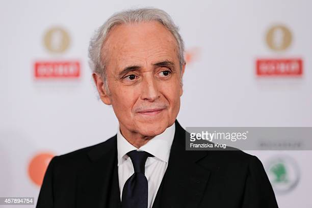 Jose Carreras attends the ECHO Klassik 2014 on October 26 2014 in Munich Germany