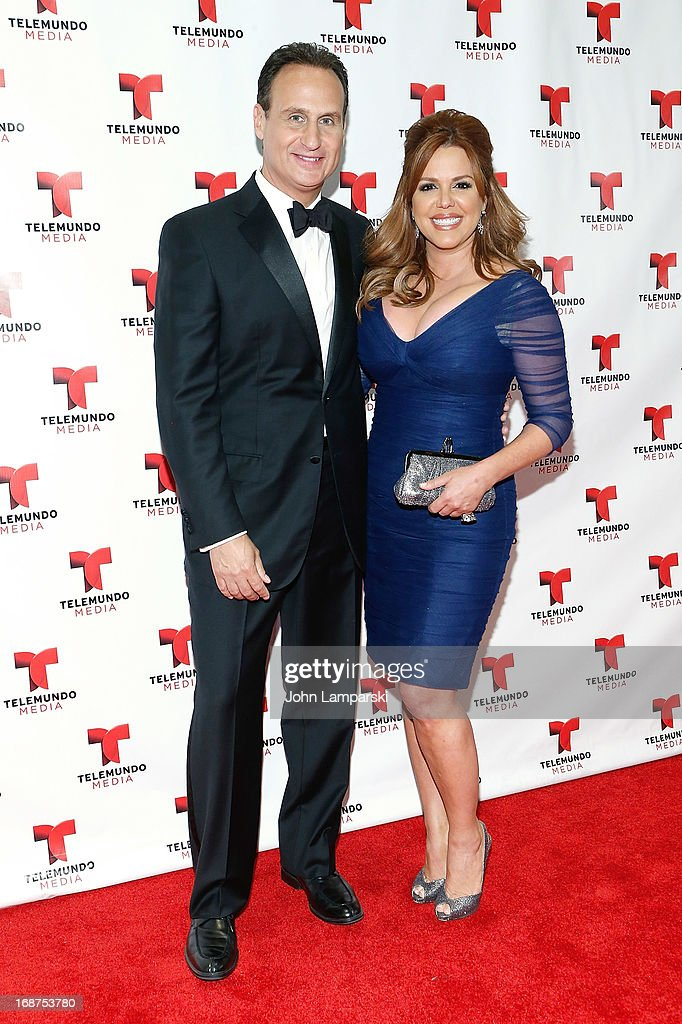 Jose Diaz-Balart attends the 2013 Telemundo Upfront at Frederick P. Rose Hall, Jazz at Lincoln Center on May 14, 2013 in New York City.
