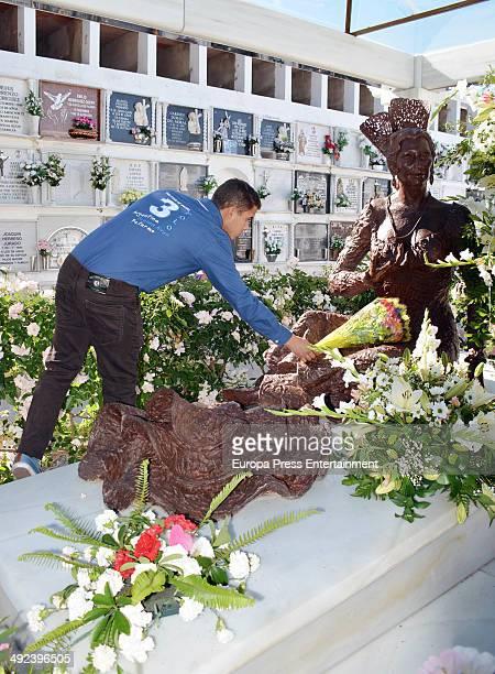 Jose Fernando Ortega attends Rocio Jurado's Internacional Day an homage to the singer dead in 2001 on May 03 2014 in Chipiona Spain