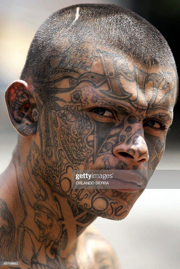 <b>Jose Galindo</b>, alias &#39;Spiky, Saico o Criminals&#39;, lider de la Mara - jose-galindo-alias-spiky-saico-o-criminals-lider-de-la-mara-18-en-picture-id55748692