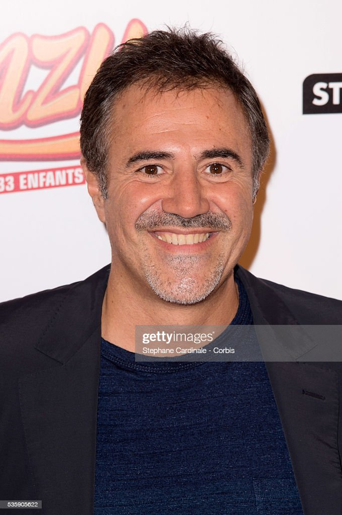 Jose Garcia attends the 'Fonzy' Paris Premiere at Cinema Gaumont Opera, in Paris.