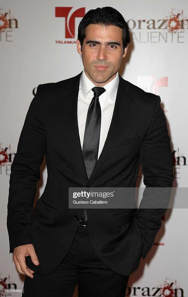 Telemundo's Corazon Valiente Red Carpet Premiere | Getty ...