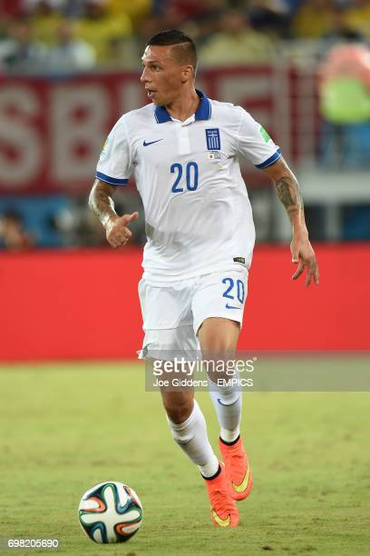Jose Holebas Greece
