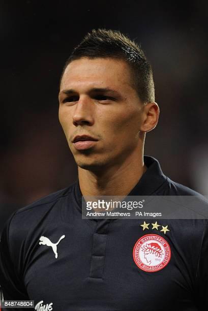 Jose Holebas Olympiakos
