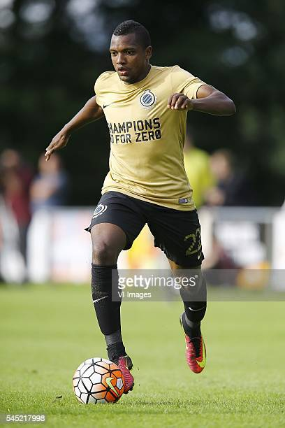 Jose Izquierdo during the preseason friendly match between Club Brugge and Shakhtar Donetsk on July 6 2016 at Garderen The Netherlands