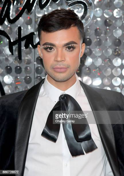 Jose Jisenez at the MAC Cosmetics PatrickStarrr Launch Party at El Rey Theatre on December 5 2017 in Los Angeles California