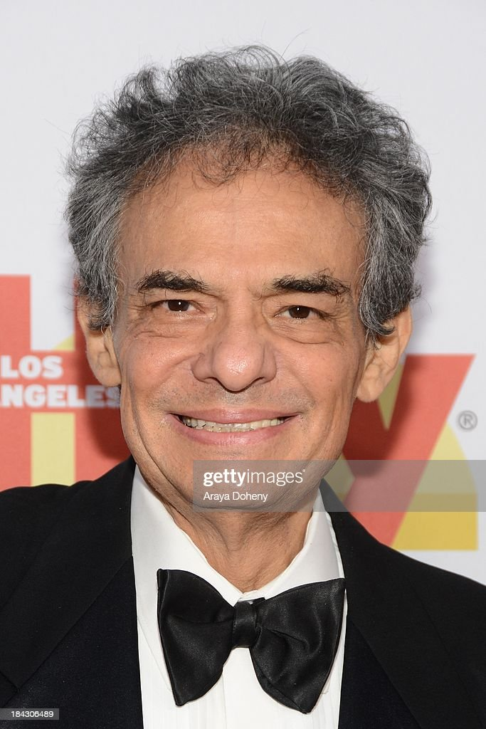 Jose Jose attends the 2013 Latinos de Hoy Awards at Los Angeles Times' Chandler Auditorium on October 12 2013 in Los Angeles California