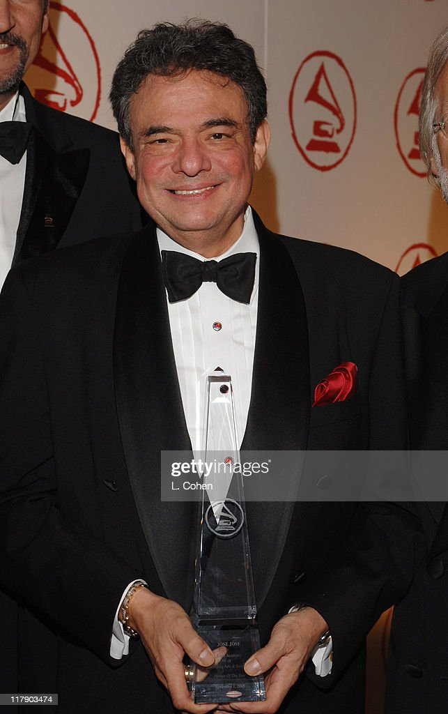 Jose Jose during 2005 Latin Recording Academy Person of the Year Red Carpet at Regent Beverly Wilshire in Beverly Hills California United States