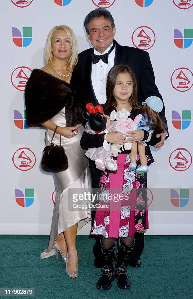 Jose Jose during The 6th Annual Latin GRAMMY Awards Arrivals at Shrine Auditorium in Los Angeles CA United States