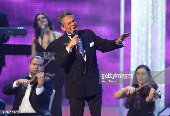 Jose Jose performs at the 2011 Billboard Latin Music Awards at Bank United Center on April 28 2011 in Miami Florida