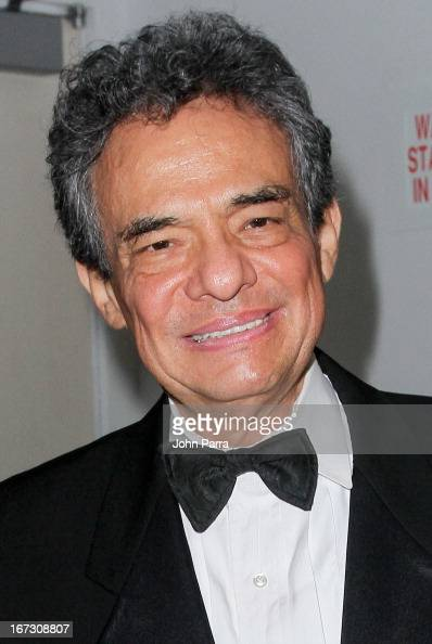 Jose Jose poses backstage at the Latin Songwriters Hall of Fame Gala at New World Center on April 23 2013 in Miami Beach Florida